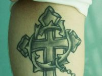 Cruz-cross-tattoo-tatuaje-amor-de-madre-zamora