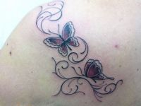 Mariposas-butterfly-filigrana-espalda-back-color-colortattoo-tattoo-tatuaje-amor-de-madre-zamora